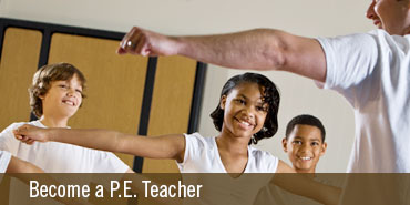 Become a P.E. Teacher