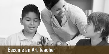 Become an Art Teacher