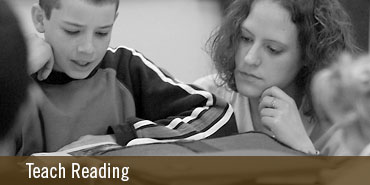 Teach Reading in Oregon